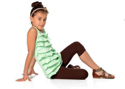 EloModa Leggings »Kinder 3/4« (1-tlg) 3/4
