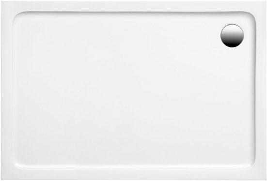OTTOFOND Duschwanne »Set Rechteckduschwanne«, rechteckig, Sanitäracryl, 1200x800/30 mm