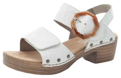 Rieker Sandalette mit großer Zierschnalle
