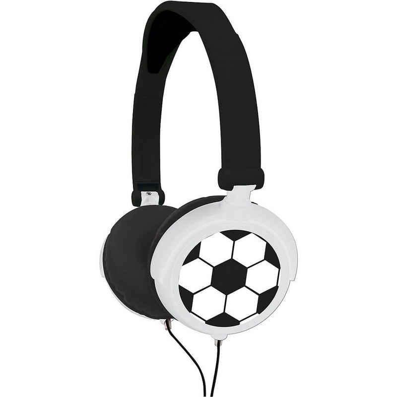 Lexibook® »Fußball Kopfhörer« Kinder-Kopfhörer