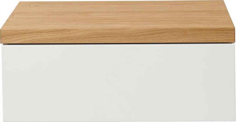 hülsta Nachtkonsole »DREAM«, Breite 60 cm, für eine Wandmontage geeignet