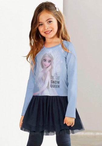 Disney Frozen Suknelė »FROZEN« su zartem Tüllrock