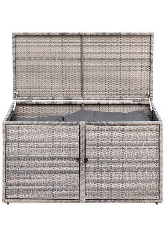 MERXX Dėžė pagalvėlėms »Komfort« Polyrattan