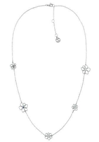 Tommy Hilfiger Edelstahlkette »Blumen CASUAL 2780365«...