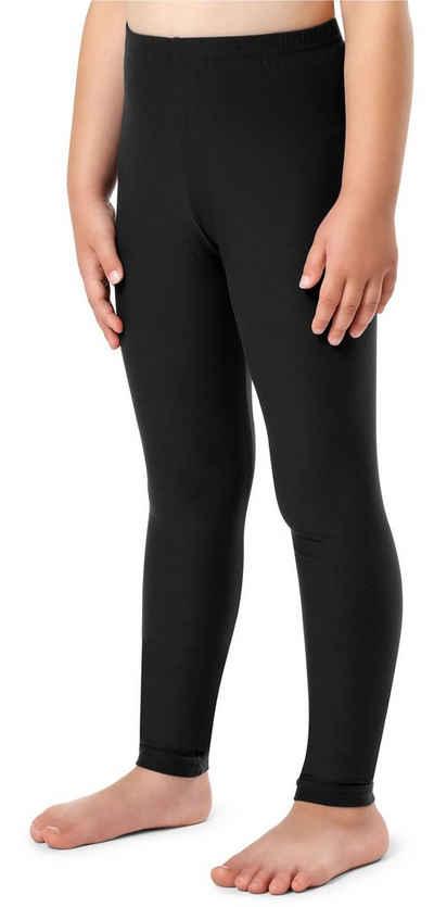Merry Style Leggings »Mädchen Lange Leggings MS10-351« (1-tlg) elastischer Bund