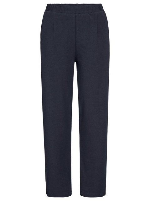 Hosen - Plantier Hose aus Single Jersey › blau  - Onlineshop OTTO
