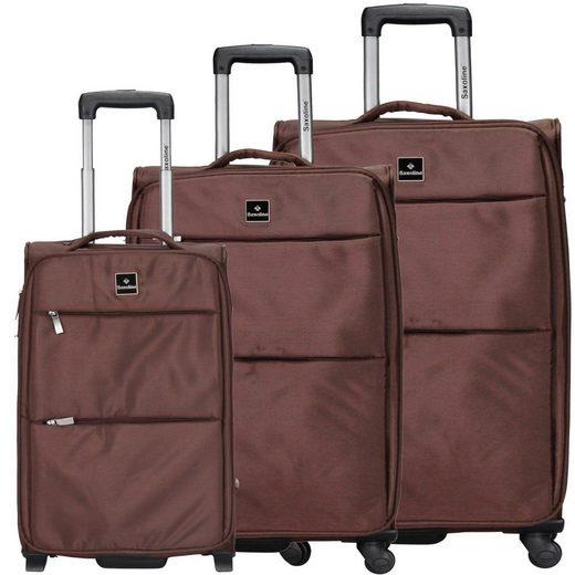 Saxoline® Sahara Koffer-Set 3tlg.