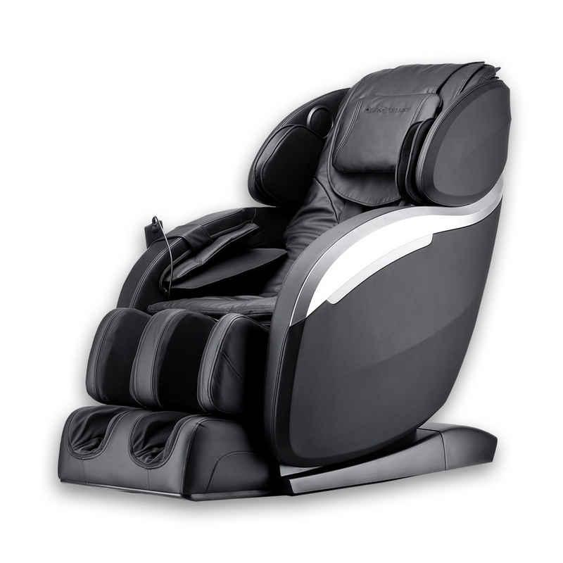HOME DELUXE Massagesessel »Massagesessel Dios V2« (1-St), Ganzkörpermassage, inkl. komplettem Zubehör