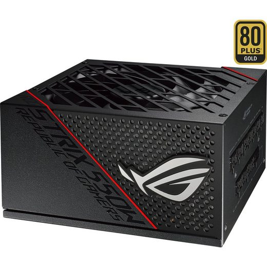 Asus »ROG-STRIX-550G, 2x PCIe, Kabel-Management« PC-Netzteil