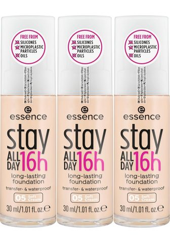 Essence Foundation »stay ALL DAY 16h long-last...