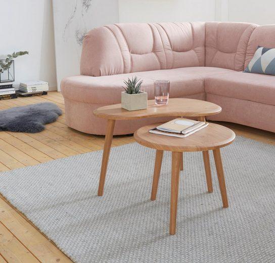 Home affaire Couchtisch (Set, 2-St), Set