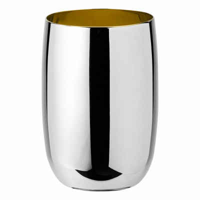 Stelton Glas »Foster Gold 200 ml«, Edelstahl
