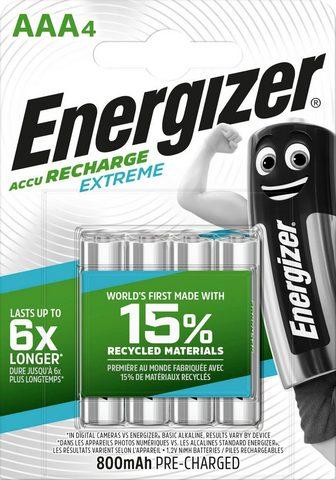 Energizer »Akku Extreme« wiederaufladbare elemen...