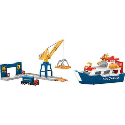 Märklin Modelleisenbahn-Set »Märklin 72223 my world - Frachtschiff und«