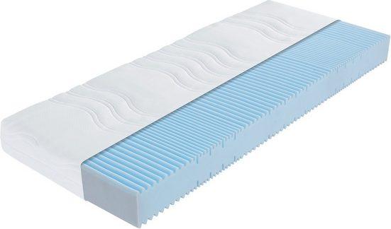 Kaltschaummatratze »Matratze Kimberly«, ADA trendline, 18 cm hoch, Raumgewicht: 35, (1 oder 2-tlg)