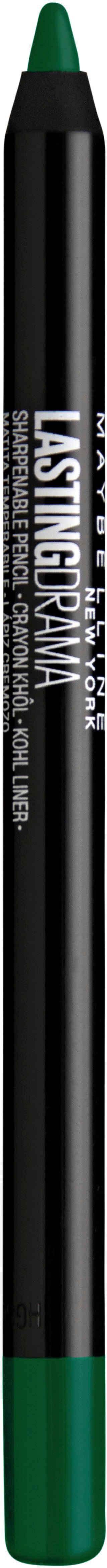 MAYBELLINE NEW YORK Kajal »Lasting Drama Khôl Liner«, Hochkonzentrierte Pigmentformel