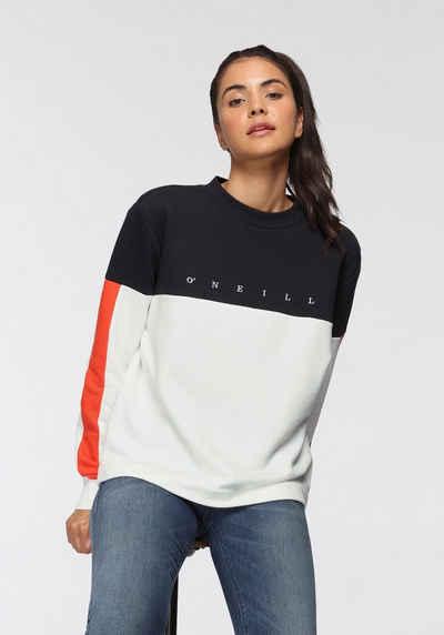O'Neill Sweatshirt »BLOCK CREW SWEATSHIRT«