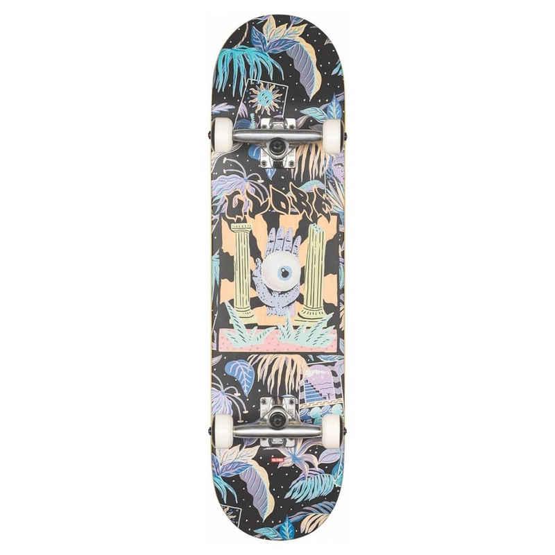 Globe Skateboard »Stay Tuned 8.0' (black)«