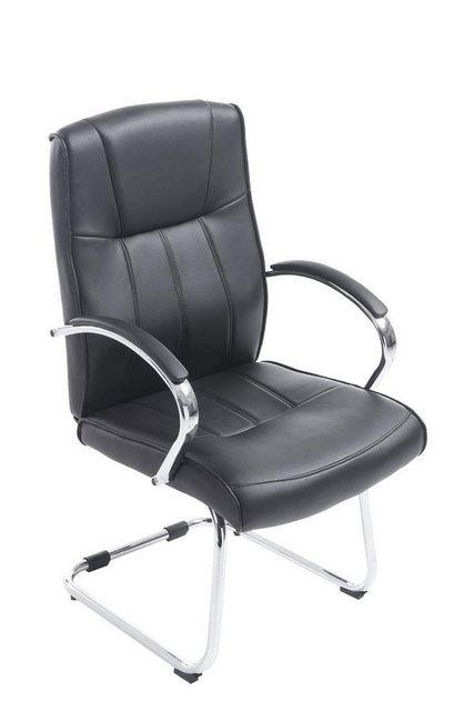 Stühle und Bänke - CLP Besucherstuhl »Basel V2« Freischwinger mit Metallgestell und Bodenschoner  - Onlineshop OTTO