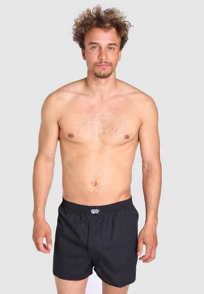 Lousy Livin Boxershorts »Plain« in modernem Design