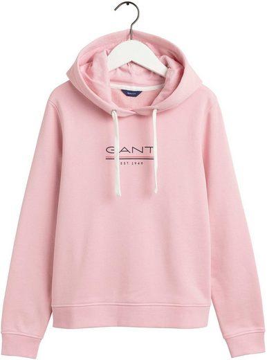 Gant Sweatshirt mit sportivem Logo-Print