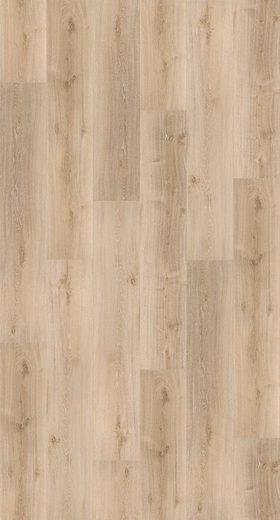 PARADOR Vinylboden »Basic 4.3 - Eiche Royal hell gekälkt«, 121,5 x 21,9 x 0,43 cm, 2,4 m²