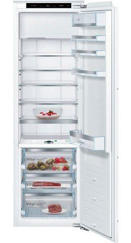 BOSCH Įmontuojamas šaldytuvas 8 KIF82PFF0 17...