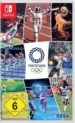 Olympische Spiele Tokyo 2020 - Das offizielle Videospiel Nintendo Switch