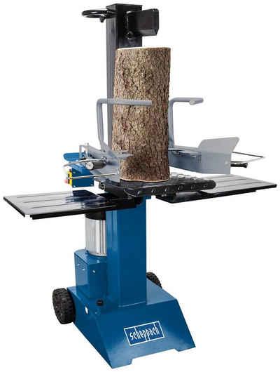 Scheppach Elektroholzspalter »HL815 400V«, Spaltgutlänge bis 55 cm, Spaltgutdurchmesser bis 40 cm, 400 V Drehstrom