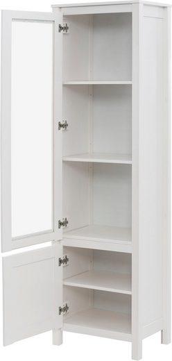 Home affaire Vitrine Kubo», 2-türig, Höhe 180 cm, in zeitlosem Design