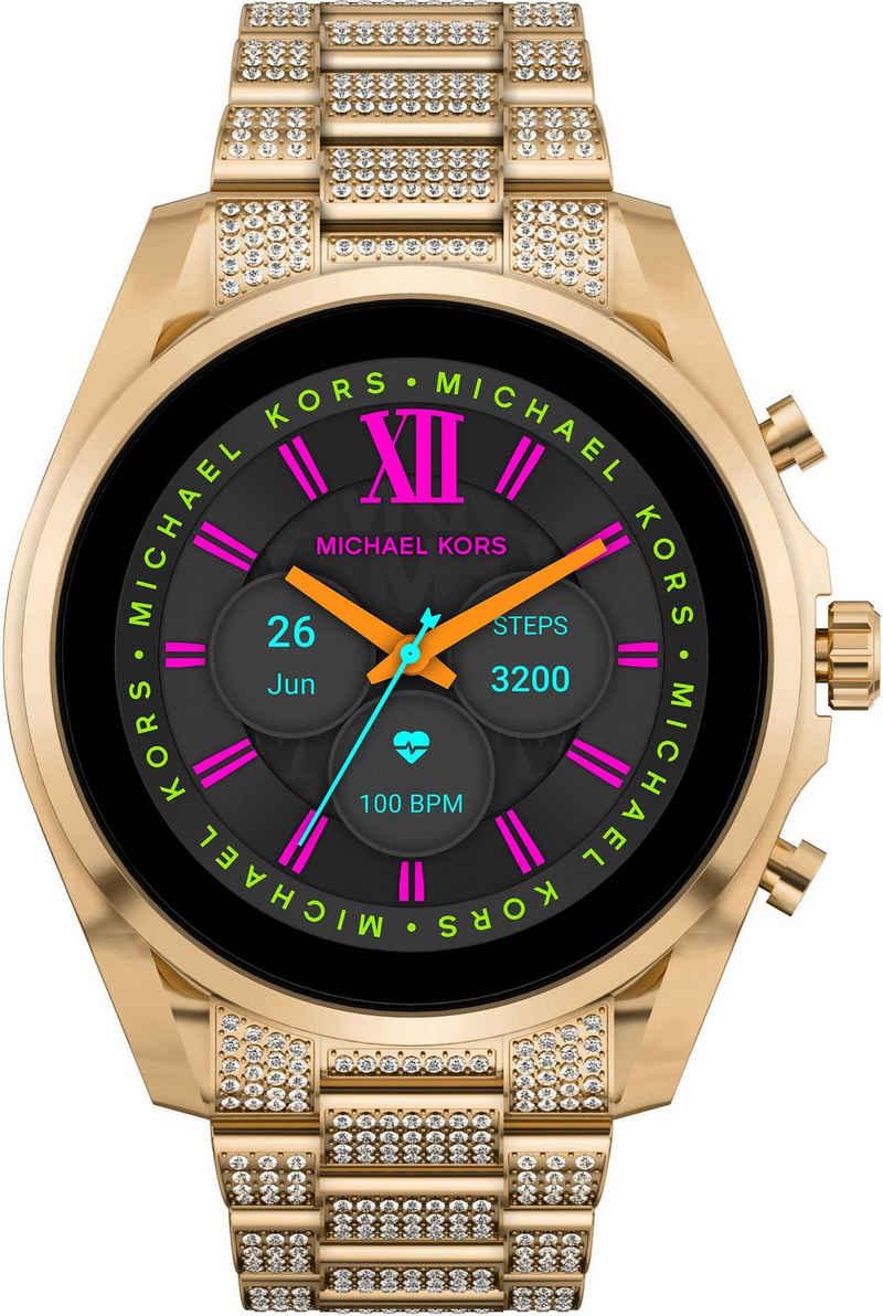 MICHAEL KORS ACCESS BRADSHAW (GEN 6), MKT5136 Smartwatch (Wear OS by Google)