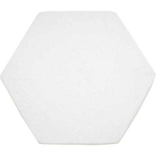 Bettlaken »Spannbettlaken Trikot für 6- und 8-eckige«, Alvi®