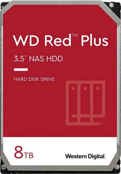 Western Digital »WD Red Plus« HDD-NAS-Festplatte (8 TB) 3,5)
