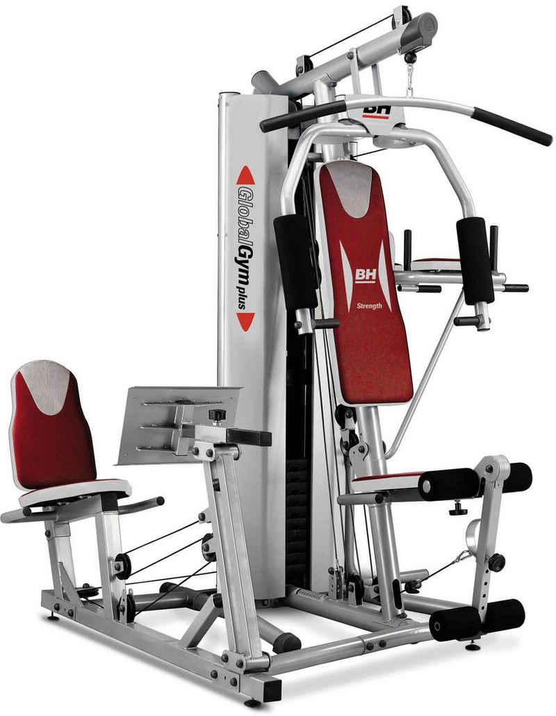 BH Fitness Kraftstation »GLOBAL GYM TITANIUM G152X«