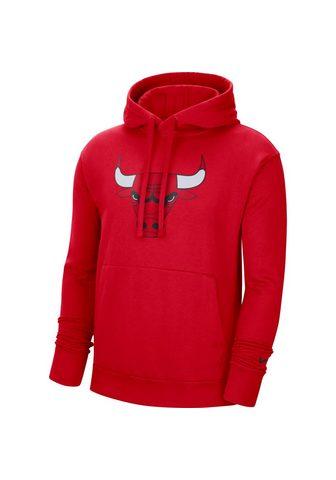 Nike Megztinis su gobtuvu »Chicago Bulls«
