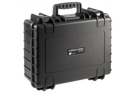 B&W International Fotorucksack »B&W Case Type 5000 schwarz«