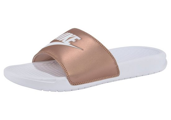Nike Sportswear »Wmns Benassi Just Do It« Badesandale