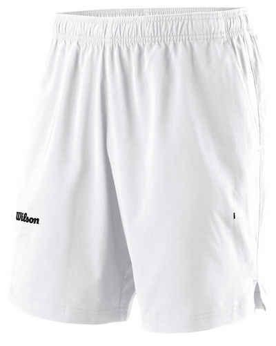 Wilson Tennisshort »Herren Tennis-Shorts TEAM II 8«