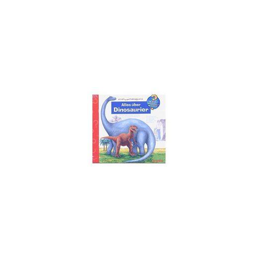 JUMBO Verlag Hörspiel »CD Wieso? Weshalb? Warum?: Alles über Dinosaurier«