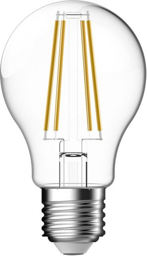 Nordlux »Smartlight« LED-Leuchtmittel, E27, 3 Stück, Farbwechsler, Smart Home Steuerbar, Lichtstärke, Lichtfarbe, mit Wifi oder Bluetooth