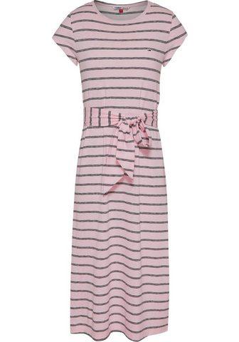Tommy Jeans Tommy Džinsai suknelė »TJW BELTED dryž...