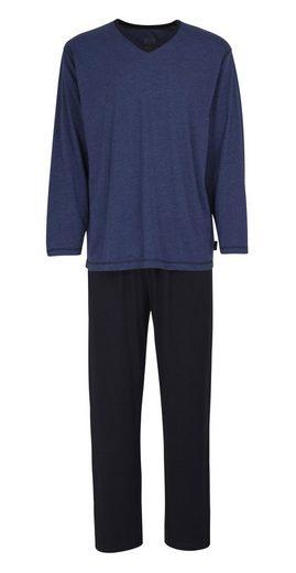 CECEBA Pyjama Klima Aktiv Bügelfrei