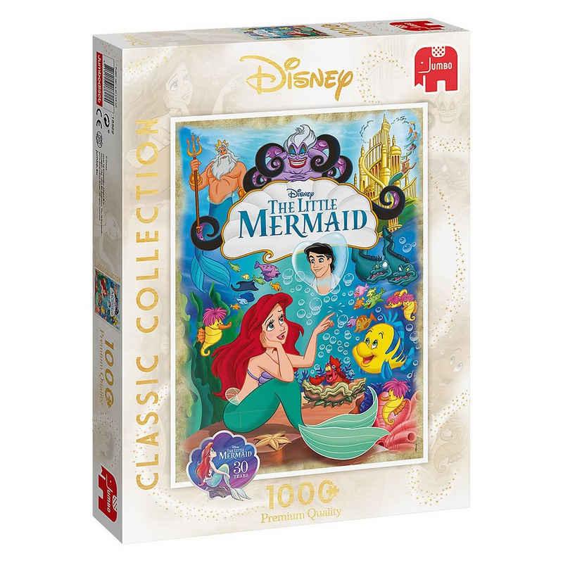 Jumbo Puzzle »Puzzle Disney Classic Collection The Little«, Puzzleteile