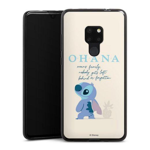 DeinDesign Handyhülle »Ohana Stitch« Huawei Mate 20, Hülle Lilo & Stitch Offizielles Lizenzprodukt Disney
