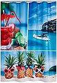 RIDDER Duschvorhang »Holiday«, ca. 180x200 cm, Bild 1