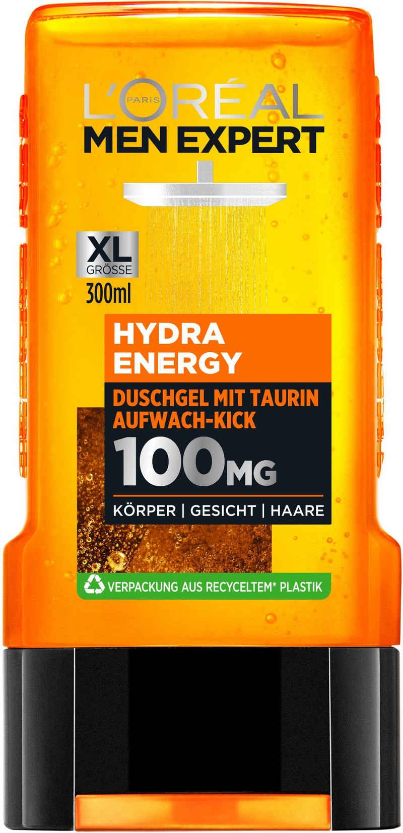 L'ORÉAL PARIS MEN EXPERT Duschgel »Hydra Energy«