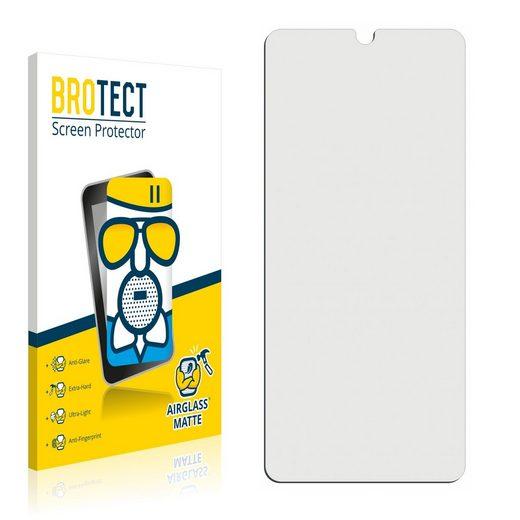 BROTECT Schutzfolie »Panzerglasfolie für Vivo X50 Lite«, Schutzglas Glasfolie matt
