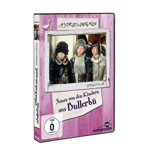 Universum DVD A. Lindgren: Neues von den Kinder aus Bullerbü