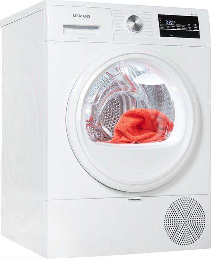 SIEMENS Wärmepumpentrockner iQ500 WT47R440, 8 kg