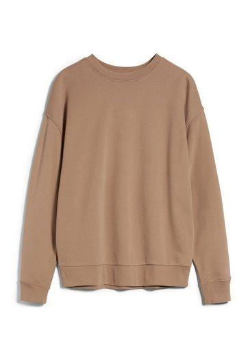 Armedangels Sweatshirt »AARIN Damen Sweatshirt aus Bio-Baumwolle Oversize« (1-tlg)
